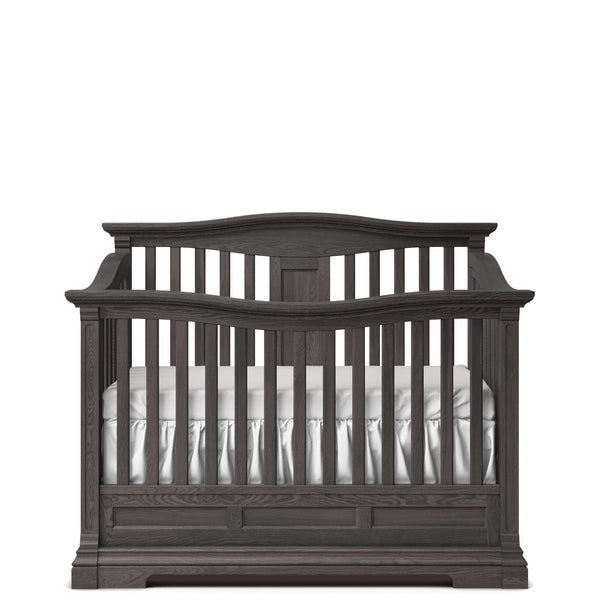 Imperio Convertible Crib - Open Back