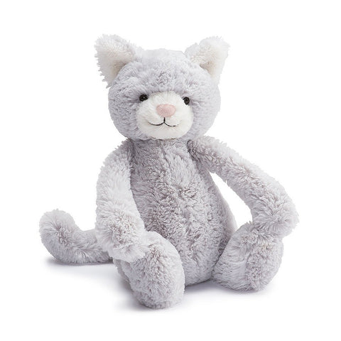 Bashful Kitty Stuffed Animal