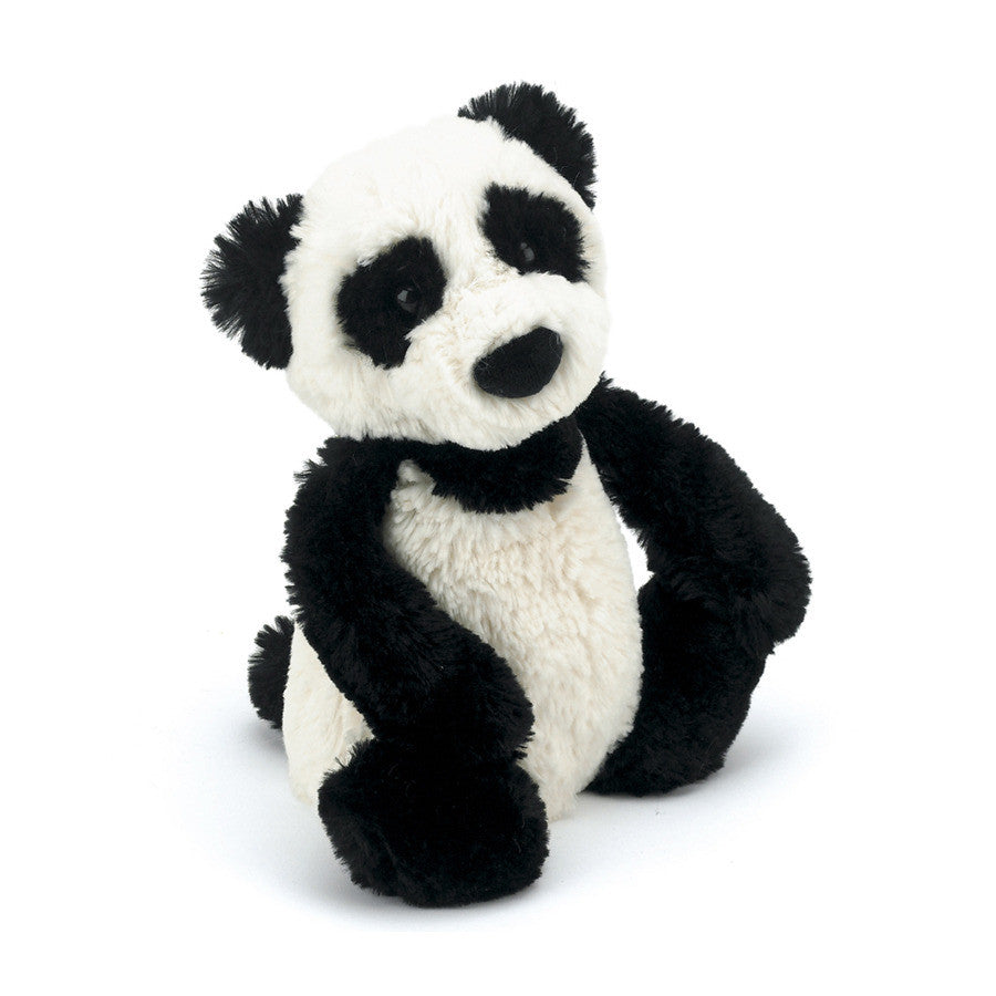 Bashful Panda Stuffed Animal