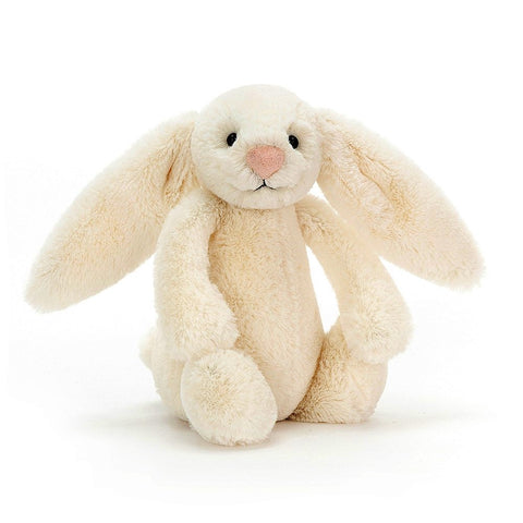 Bashful Cream Bunny - Small