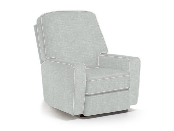Best Chairs Charles Swivel Glider Recliner