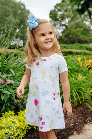 Dallas Daffodils Polly Play Dress