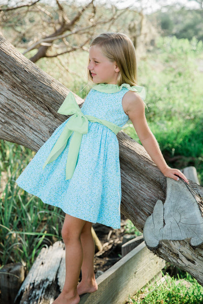 Girls Forget Me Not Dress