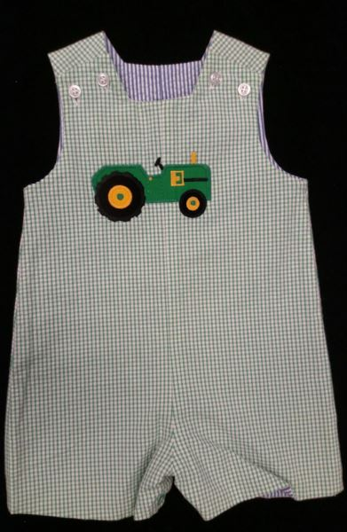 Reversible Tools/Tractor Shortall