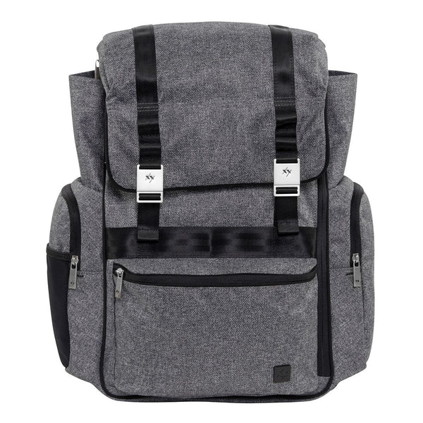 Hatch - Gray Matter Diaper Bag