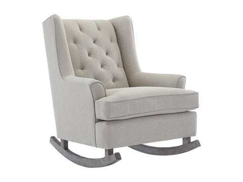 Best Chairs London Tufted Runner Rocker