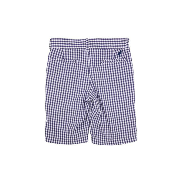 Charlie's Chinos Nantucket Navy Gingham