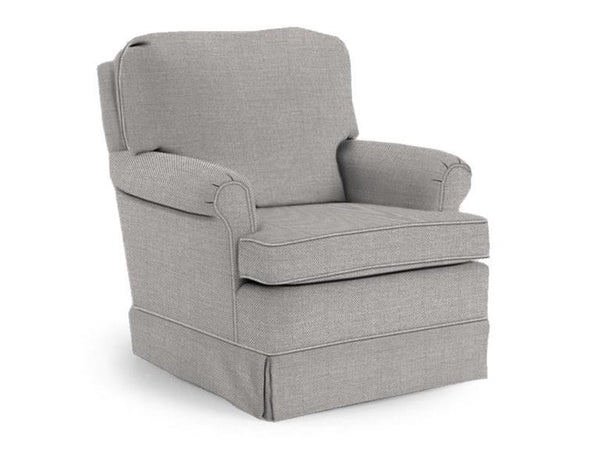 Best Chairs Ryann Swivel Glider