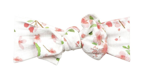 Girls Cherry Blossom Headband