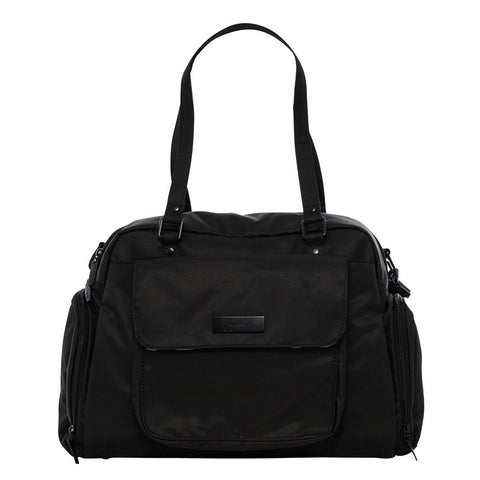 Be Pumped - Black Out Diaper Bag