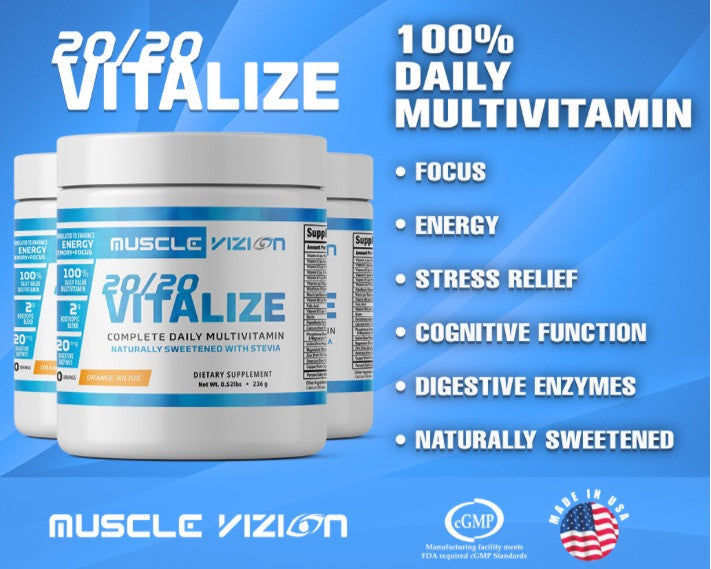 20/20 Vitalize-More thank just a multivitamin