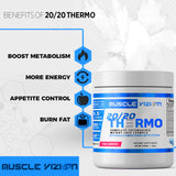 20/20 THERMO Enhanced Weight Loss Formula