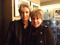 Jane Lynch Hair and makeup