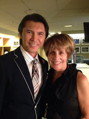 Lou Diamond Phillips Hair and Makeup