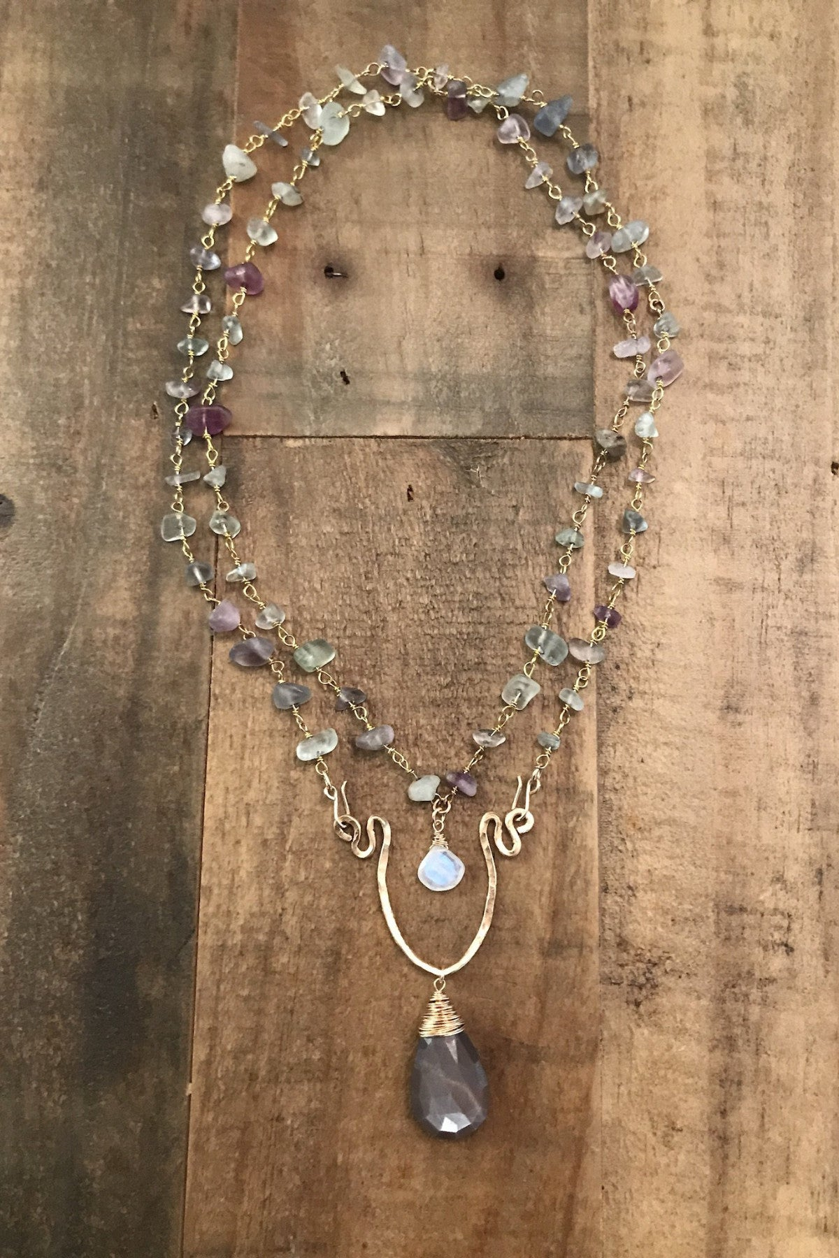 Princess De Lune Necklace
