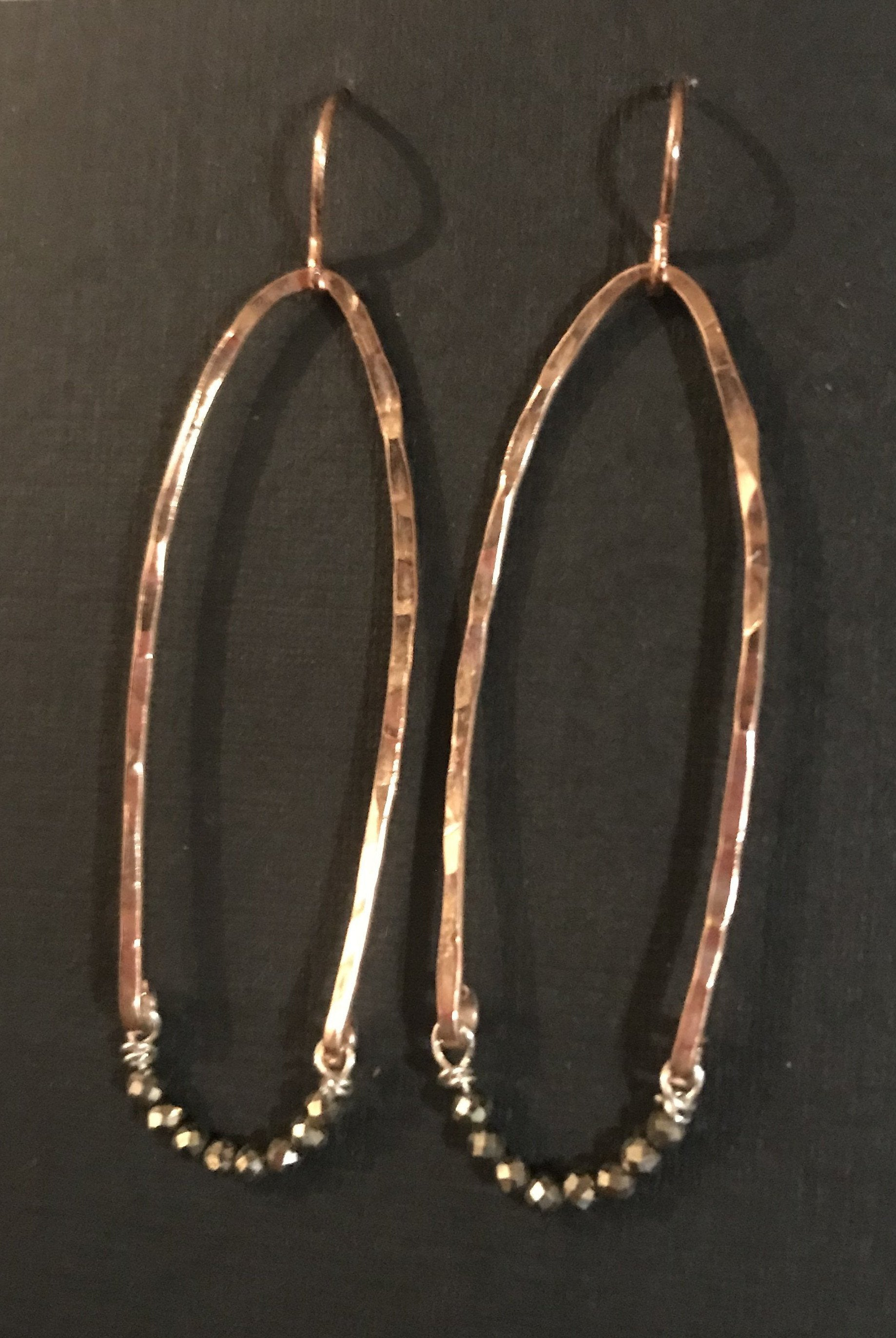 Harness Pyrite Loops