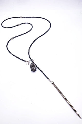 Mystic Lariat Necklace