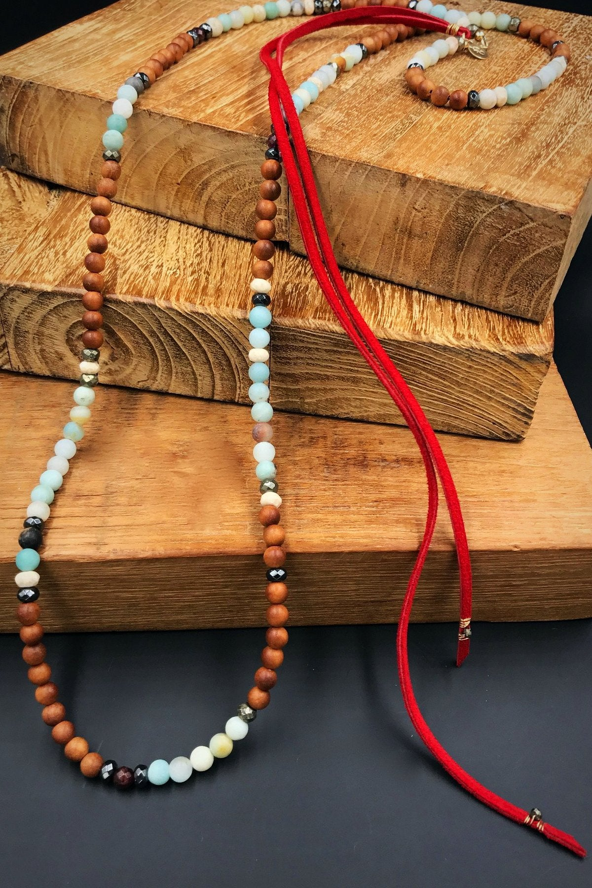 Amazon Sandalwood Strand