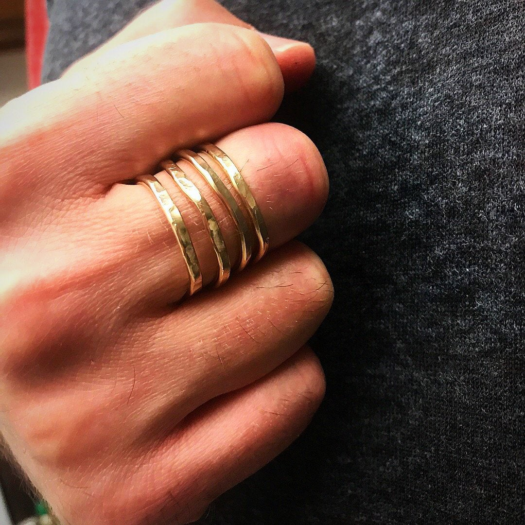 'Le Grand Coil' Wrap Ring