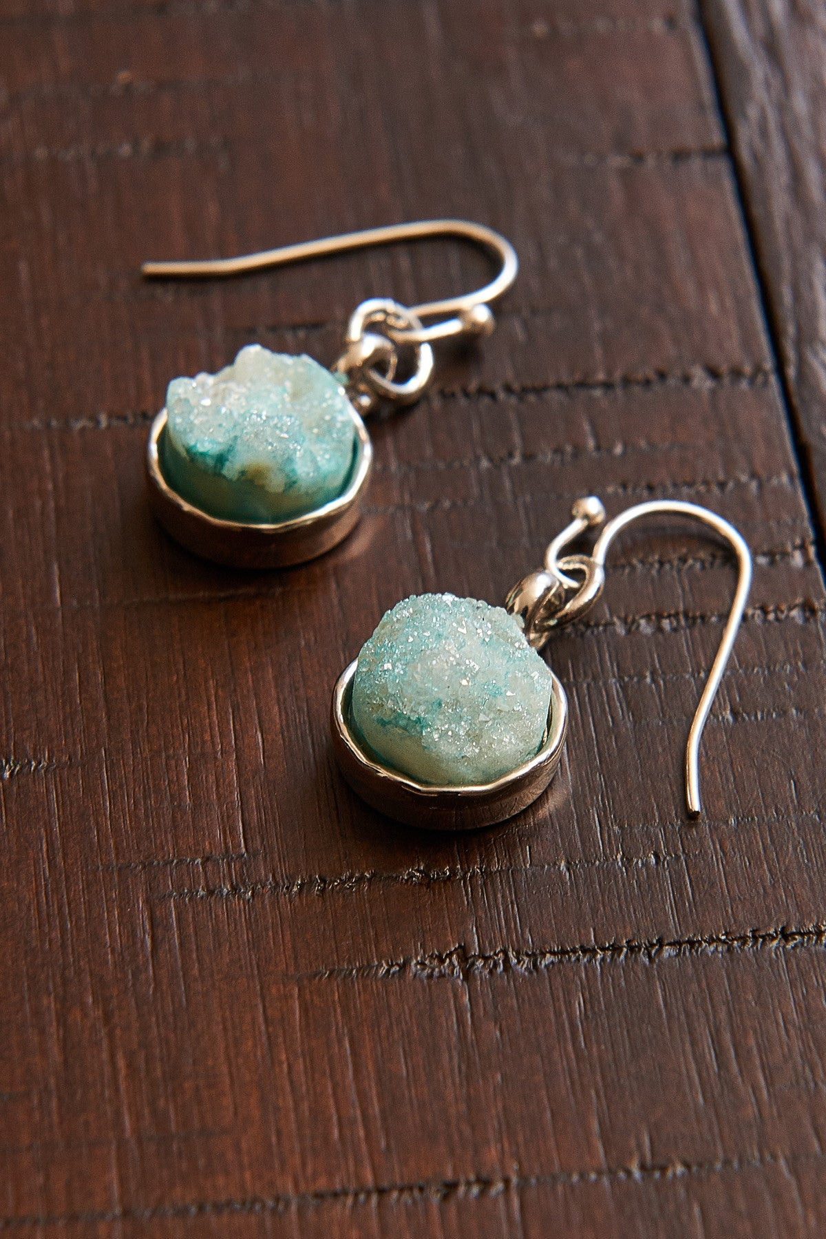 Druzy Dangle Drops
