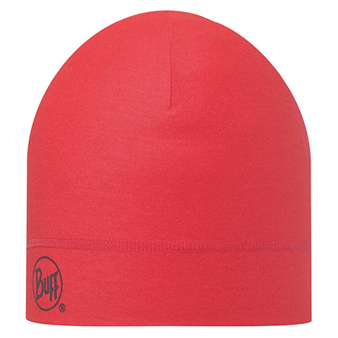 SOLID FIERY RED HAT