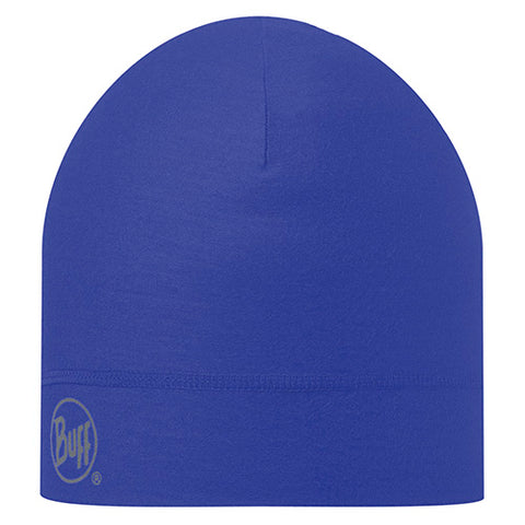 SOLID BLUE INK HAT