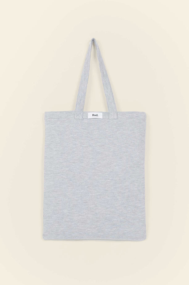 Totebag - Gris chiné