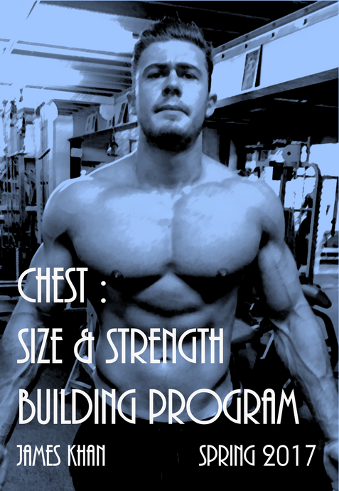 Chest : Size & Strength Building Program