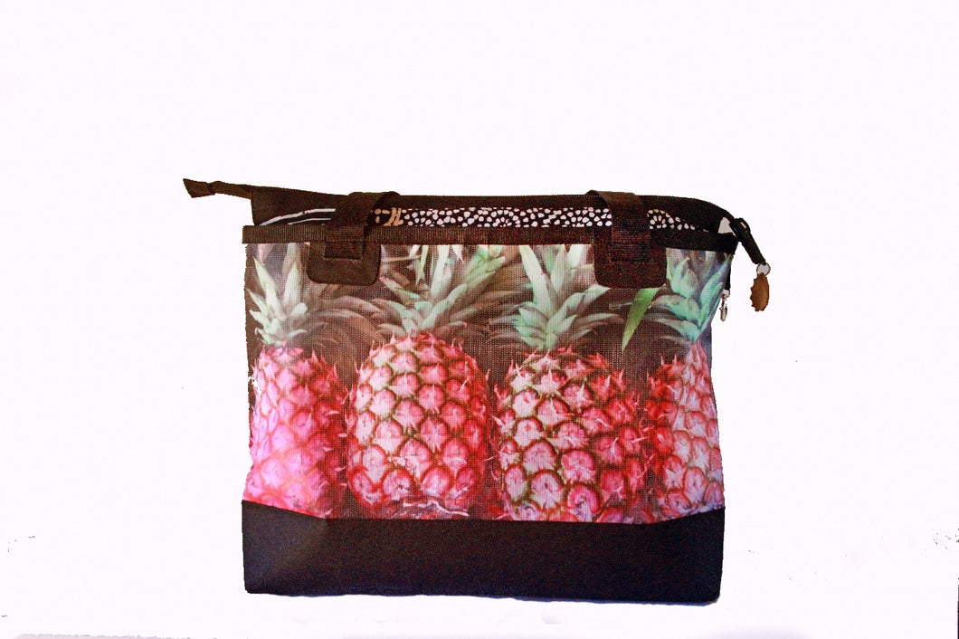 Pineapple Collection - Beach Bags