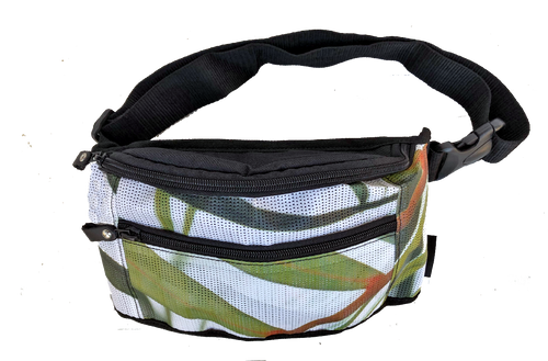 Fanny Pack - Palm White - Gitingas
