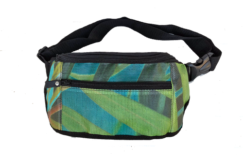 Fanny Pack - Palm Peacock