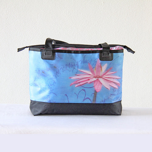 Beach Bag -  Lotus Azul - Gitingas