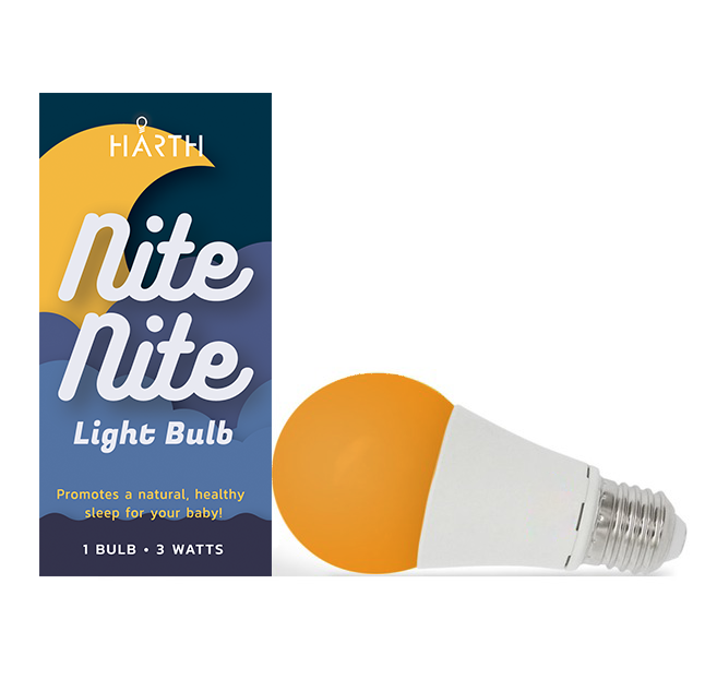 Nite-Nite Light Bulb