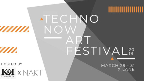 TECHNO NOW ART FESTIVAL DRESP