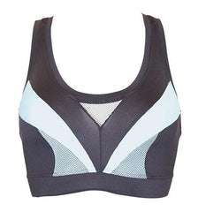 Strong sport bra for fitness, gym and workout