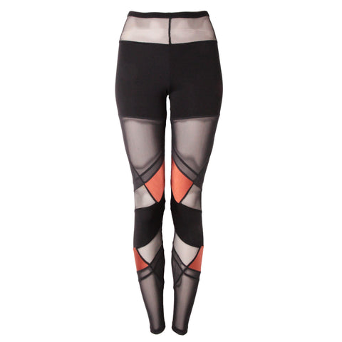 CONSTRUCT Leggings copper
