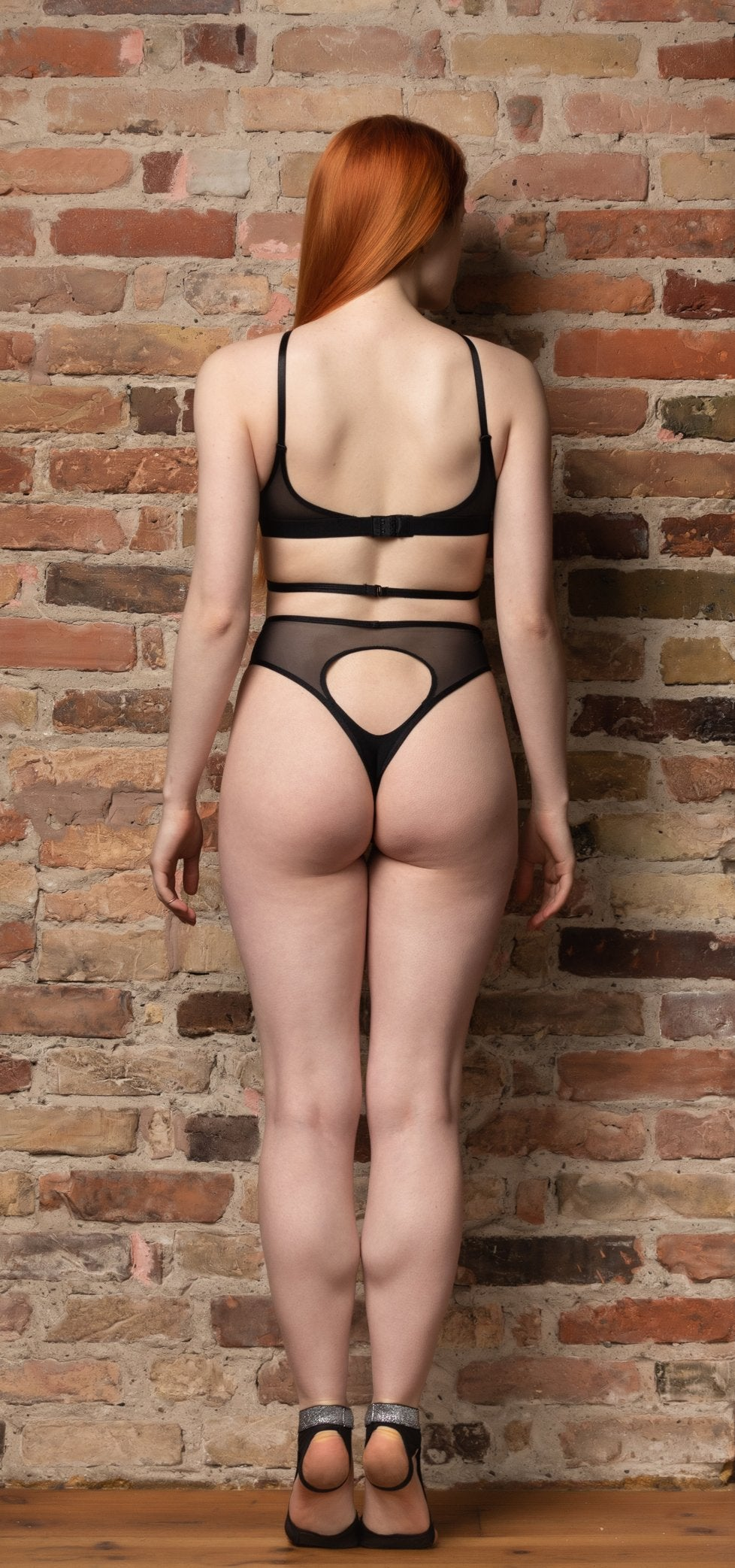 thong as lingerie or partywear