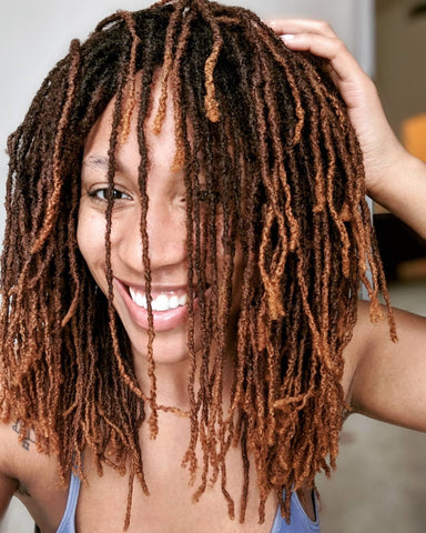 Learn To Retighten and Interlock Your Dreadlocks, Microlocs, and Sisterlocks