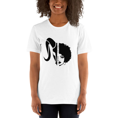Aries African American Woman Short-Sleeve Women's T-Shirt