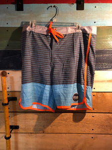 Boise State Blue & Orange Brigade Board Shorts