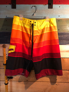 Shredder Sunset Board Shorts