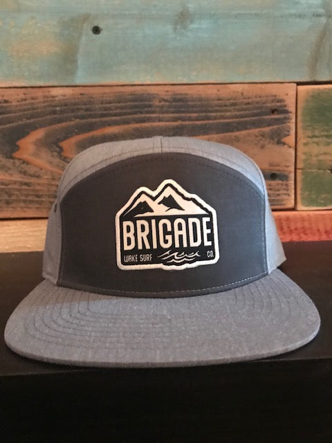 Mountain Patch:Grey on Grey Hat