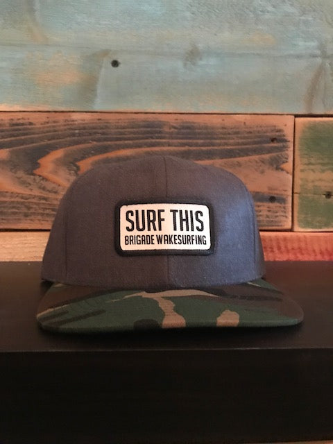 Surf This Patch: Camo
