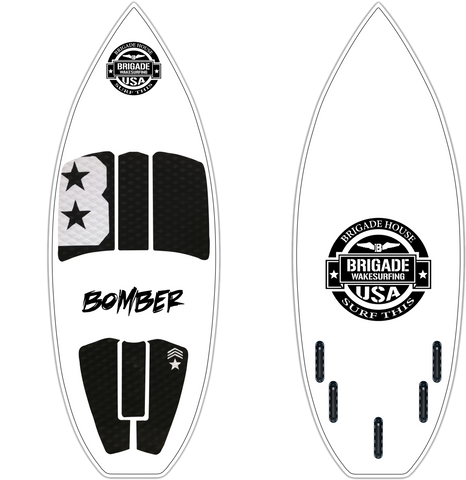 Bomber Surfstyle