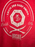 Womens: Red Locals Only Tank