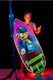"2019 LED Wakesurf ""Circuit Board"""