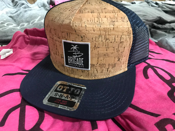 The Navy Cork Classic Brigade Hat
