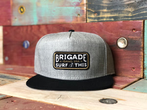 The Black Bill Classic EST. 2012 Brigade Hat