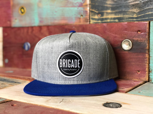 Blue Bill Brigade Hat