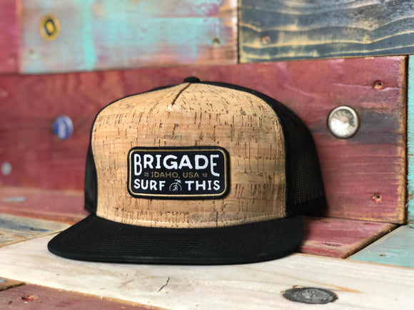 The Black Cork Classic EST. 2012 Brigade Hat